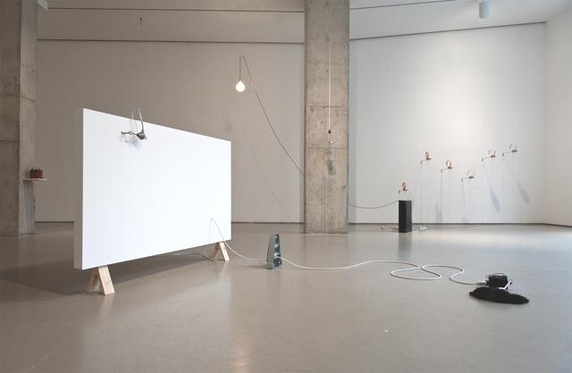Yuko Mohri, 'From A: Nov. 10, 2016 - b', 2010-2016, Jane Lombard Gallery