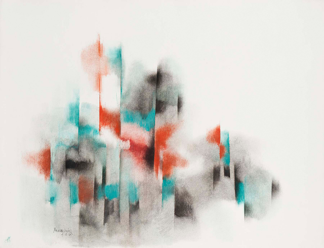 , 'Untitled,' 1960, Michael Rosenfeld Gallery