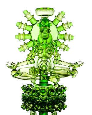 , 'Green Gel,' 2016, Gregorio Escalante Gallery