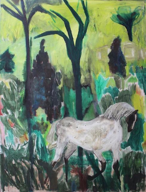 , 'Snow,' 2016, SILAS VON MORISSE gallery