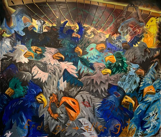 , 'Ende gut, alles gut,' 1983, Tobias Mueller Modern Art