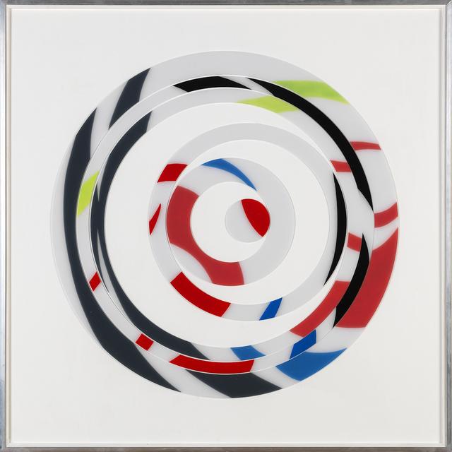 , 'Scomposizione,' 1987, TAG TheArtGallery