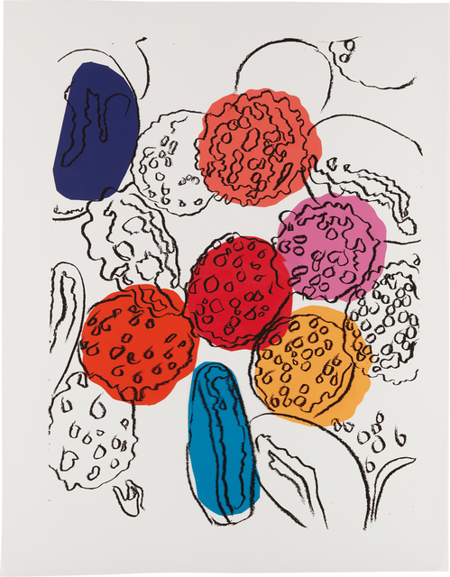Andy Warhol, 'Cells', 1983, Phillips