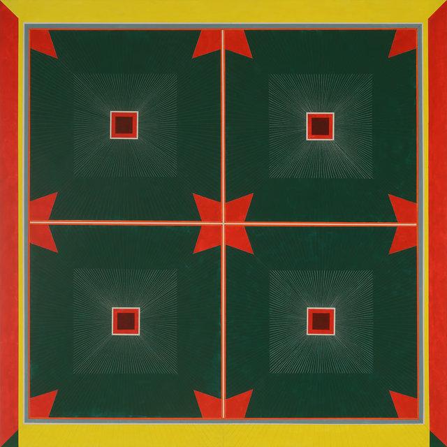 , 'Diadema Red and Green,' 2014, Garvey | Simon