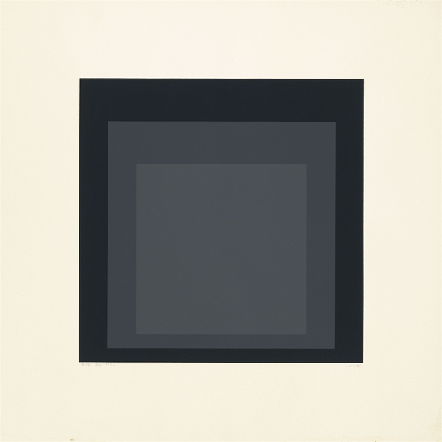 , 'Homage to the Square: Edition Keller Ii,' 1970, Ludorff