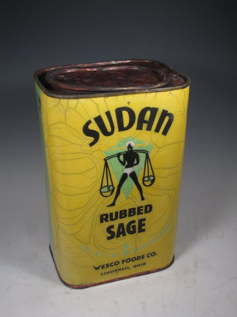 ", '""Sudan Sage Tin"",' 2016, Bonner David Galleries"