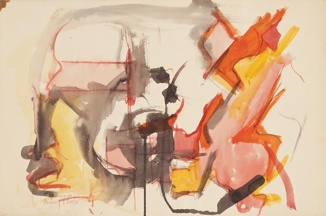 , 'Rose Hips,' ca. 1952, Hollis Taggart Galleries