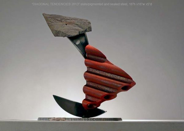 John Van Alstine, 'Diagonal Tendencies 2013', Isabella Garrucho Fine Art