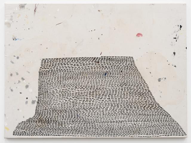 , 'Ant Painting #2,' 2018, Altman Siegel