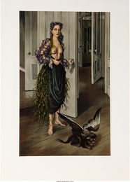 Dorothea Tanning, 'Birthday (Self Portrait at age 30, 1942),' circa 1970, Heritage Auctions: Valentine's Day Prints & Multiples