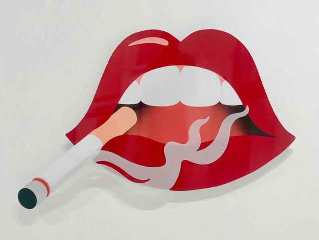 , 'Hot Lips,' 2018, Robert Fontaine Gallery