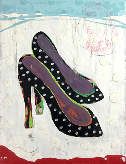 , 'Just Ravishing,' 2016, Sue Greenwood Fine Art