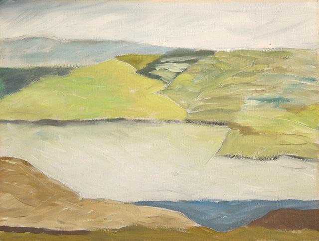 , 'MAINE WINTER EDGE,' 1990, Jerald Melberg Gallery