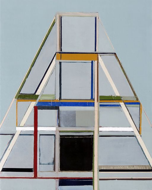 , 'Compressed pyramid no.2,' 2013, MARSO