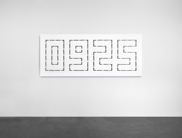 , 'A Million Times 96 white,' 2017, Gallery ALL