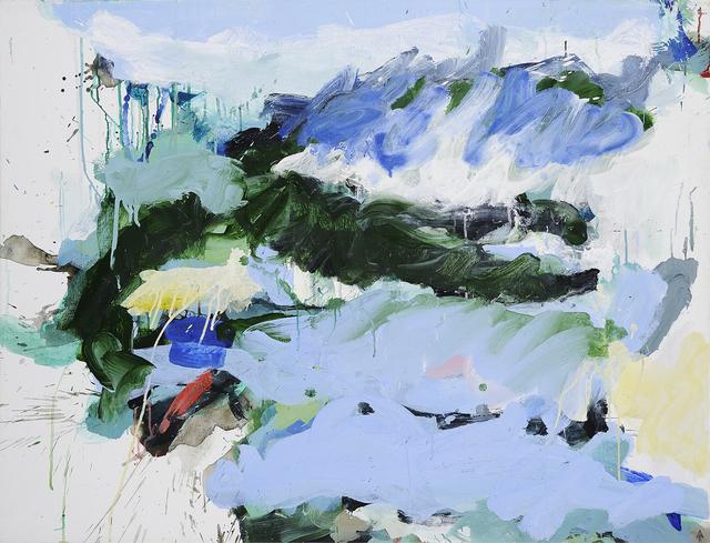 Ann Thomson, 'Cloudburst, Rheims', 2014, Charles Nodrum Gallery