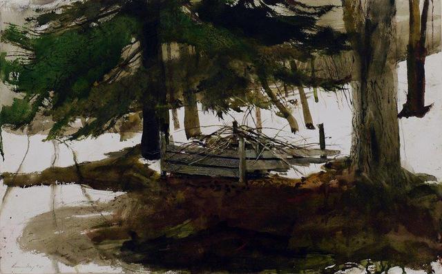 , 'Pickup Sticks,' 1994, Forum Gallery