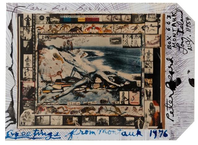 , 'Danielle Luna on Burned Diaries, Montauk,' 1976, Repetto Gallery