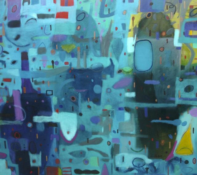 , 'La Copa Amarilla,' 2014, Aura Galerias