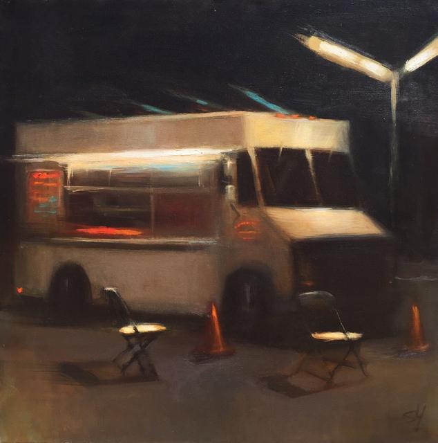 , 'Late Night Taco Truck #2,' 2016, Sue Greenwood Fine Art