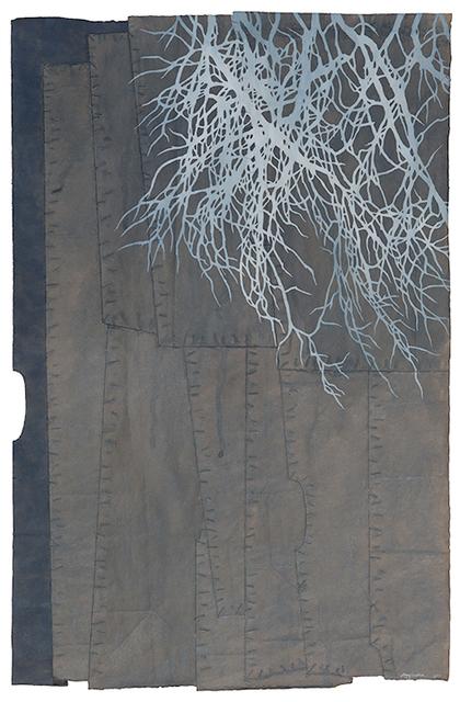 , 'following the grain,' 2017, Sears-Peyton Gallery