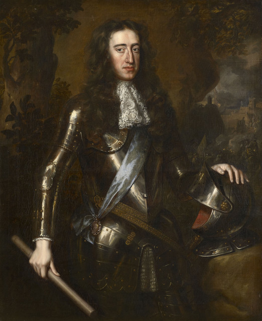 , 'William III (1650-1702) when Prince of Orange,' 1685, Royal Collection Trust