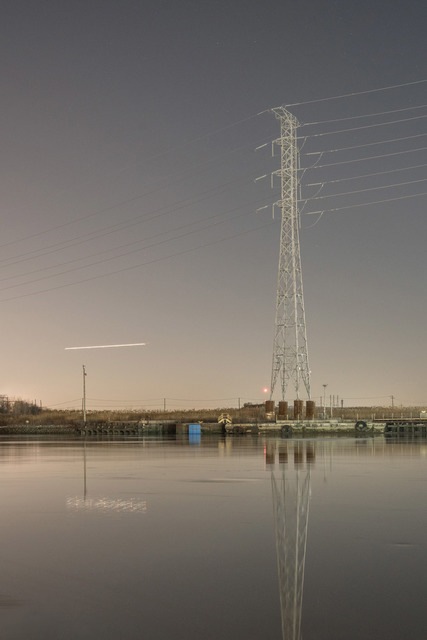 , 'Electricity Tower at Hackensack River,' 2017, Soho Photo Gallery