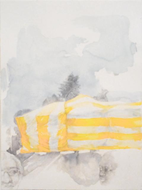 , 'TWO Tense,' 2017, DENK Gallery