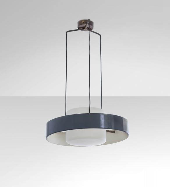 Stilnovo, 'A hanging lamp  '1158' model', 1960, Aste Boetto