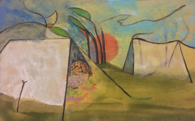 , 'Tents,' 2018, Tatha Gallery