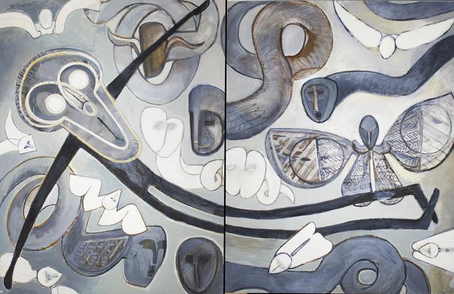 , 'Hovering Angels,' 1993, Wook + Lattuada Gallery
