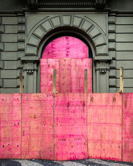 , 'Sem título #24 - da série Mitigação sem impacto (Convite à pintura) [Untitled #24 - from the series Mitigation without impact (Invitation to painting) ,' 2013, Portas Vilaseca Galeria