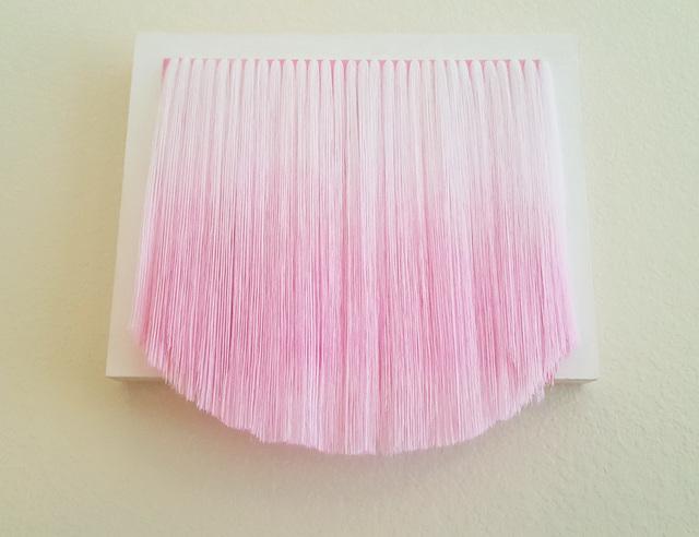 , 'Accumulation (Pinkish White),' 2016, Ro2 Art