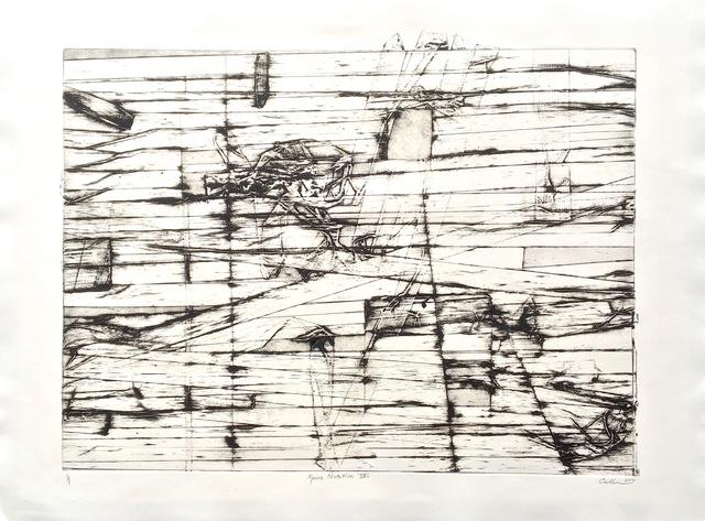 , 'Space Notation 9,' 2014, KOKI ARTS
