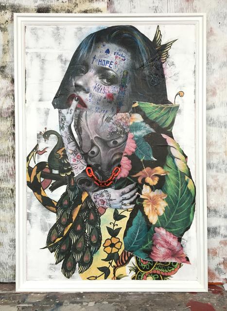, 'Kimono Kate,' 2017, Galerie LeRoyer