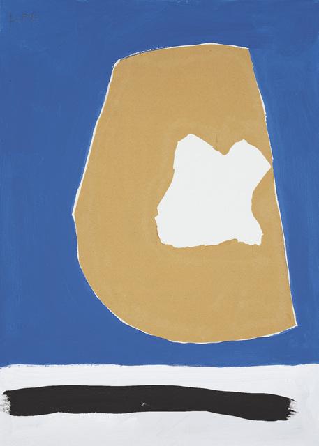 , 'In Beige, Ultramarine, and Green,' , William Shearburn Gallery
