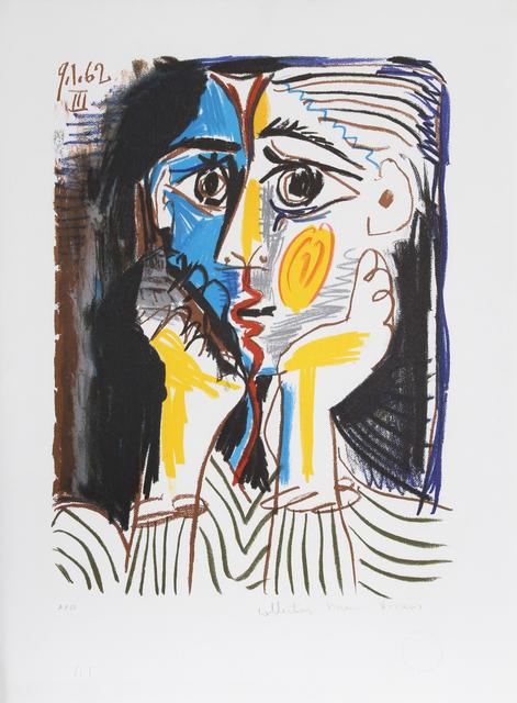 Pablo Picasso, 'Visage, 1962', 1979-1982, RoGallery