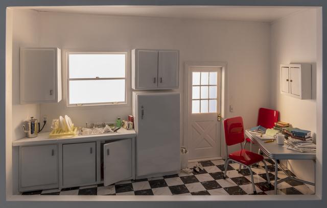 , 'kitchen table,' 2019, Elizabeth Harris Gallery