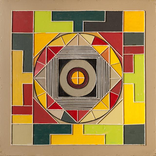 , 'Game of Chance,' 2015, Tufenkian Fine Arts
