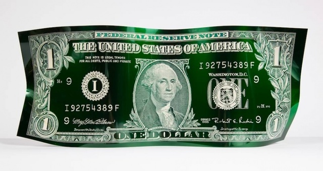 , 'One Dollar - (Vert),' , Art Angels
