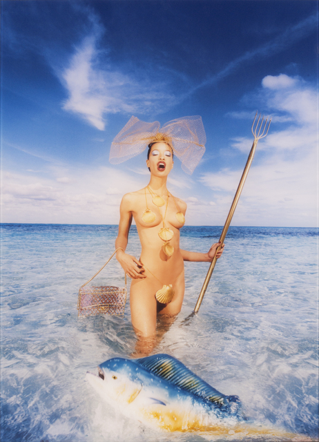 , 'Clam on the Halfshell,' 1977, RUDOLF BUDJA GALLERY