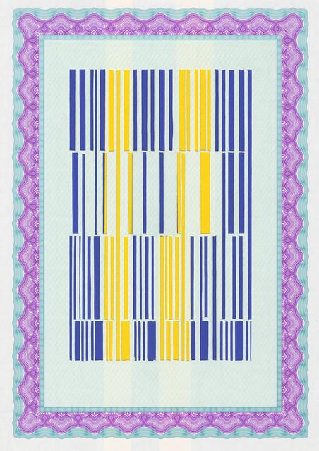 , 'De la serie Artesanías Modernas (5),' 2014, Oficina #1