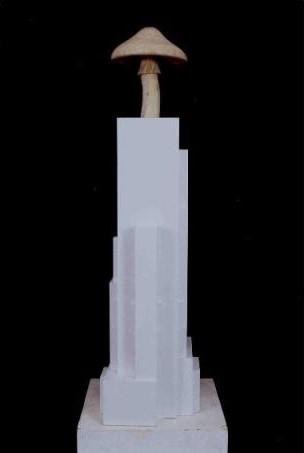 , 'Architecton 1,' 2008, Profile