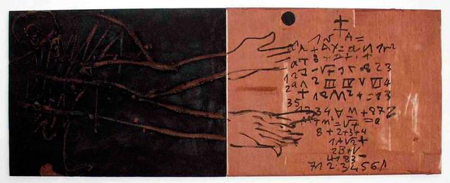 , 'Les Mains,' 1995, Mario Mauroner Contemporary Art Salzburg-Vienna
