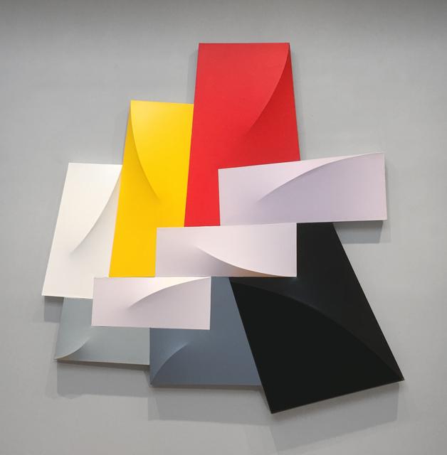 , 'Megaripple,' 1988, Washburn Gallery