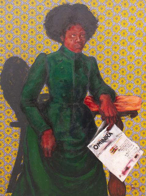 , 'Àntí Àdùnní  (Victorian Lagos Series),' 2018, Sapar Contemporary