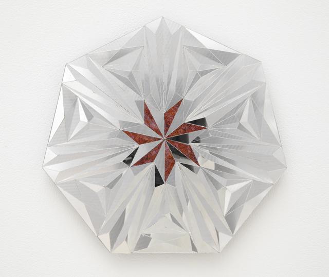 Monir Farmanfarmaian, 'Untitled', 2016, Haines Gallery