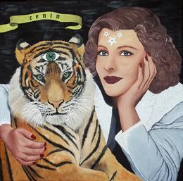 , 'Tiger Lady,' 2013, C.A.M Galeri