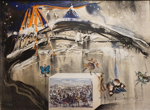 Salvador Dalí, 'Currier & Ives New York Central Park Winter', 1971, Fine Art Acquisitions