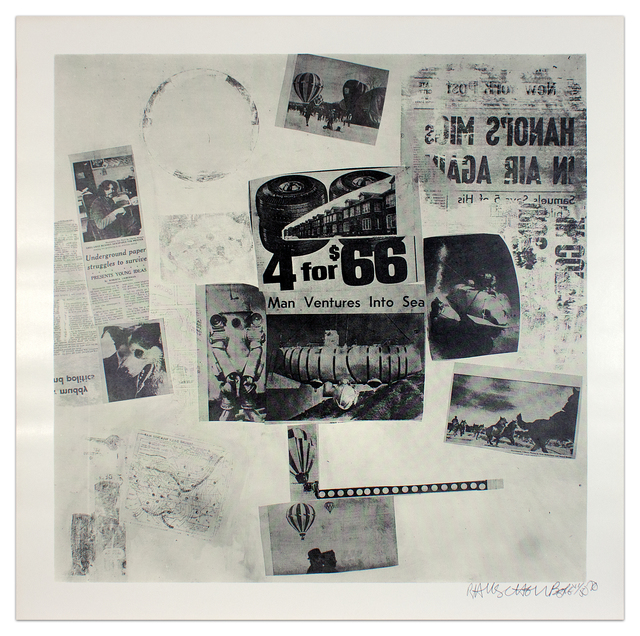 , 'Features from Currents #59,' 1970, Krakow Witkin Gallery
